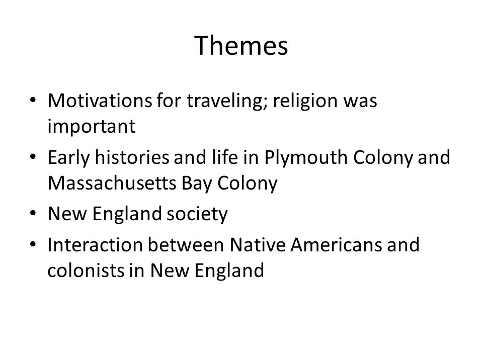 dbq puritans influence on new england between Ap essay guide for unit i (question 2): in the seventeenth century, new england puritans tried to create a model society what were their aspirations 2010 exam (dbq): in what ways did ideas and values held by puritans influence the political, economic.