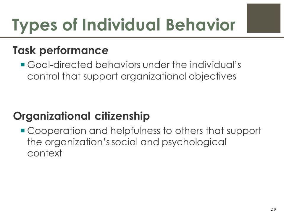 types of individual behavior Ava assesses how an individual's behavior is likely to be than other types of assessments because it is behavior founded ava assessment.