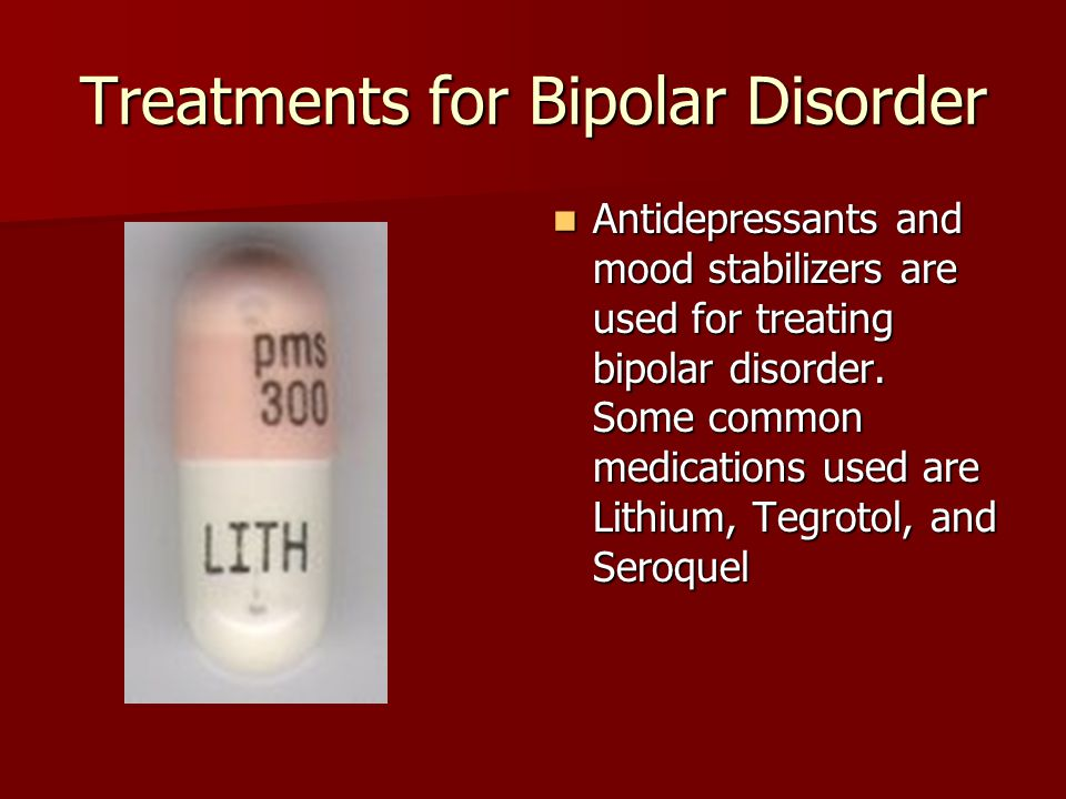 treat and identify bipolar disorder essay The history of bipolar disorder there's no time like the present to be  bipolar  depression or mania, much is known about the evolution of its identification and   their treatment or punishment, she explains, included restraint or chaining  their.