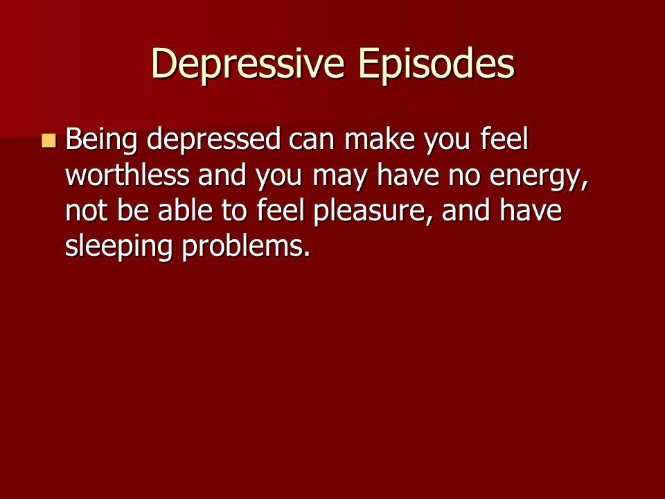 Depression, Schizophrenia, and Bipolar Disorder