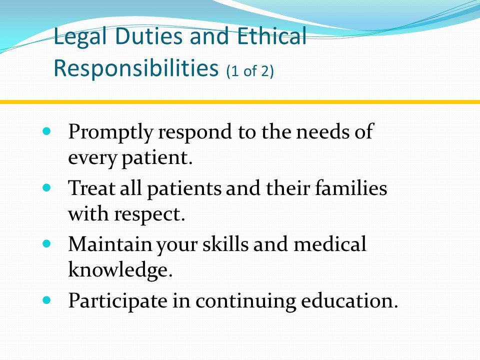 legal and ethical basis for advance directives essay Paper #2 is on advance directives – discuss the legal and ethical basis for advance directives briefly describe a situation where an advance directive might apply state (and cite) what content would be included in an advance directive.