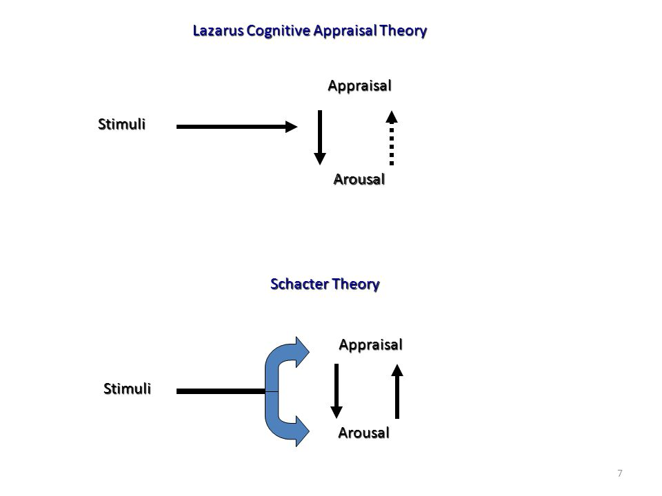 richard lazarus cognitive stress theory Psychological stress and coping in adaptation and illness  richard s lazarus,  rs, averill, jr, opton, em: towards a cognitive theory of emotion, in feelings.