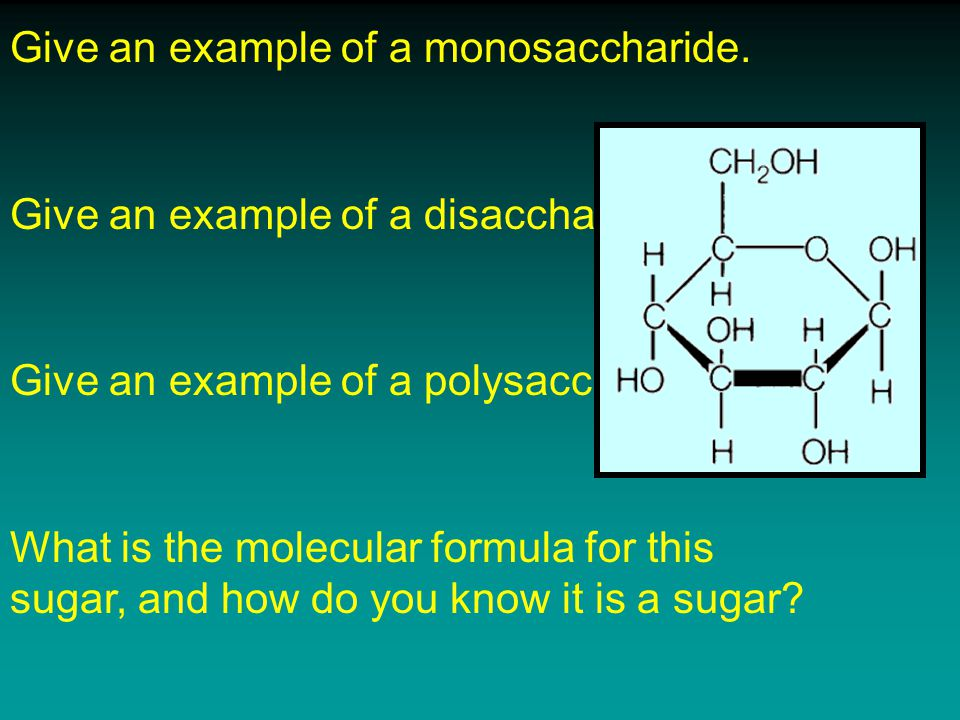 Complex Structures And Functions Of Carbohydrates Ppt Video Online