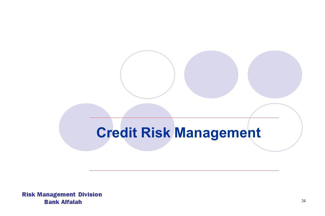 bank credit risk management pdf