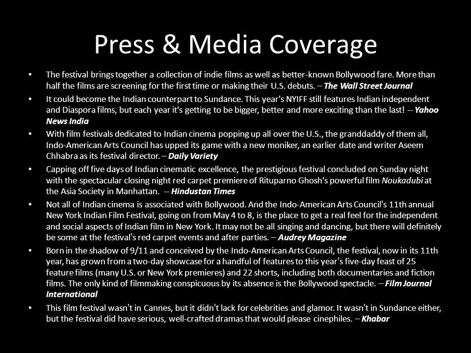 Press & Media Coverage