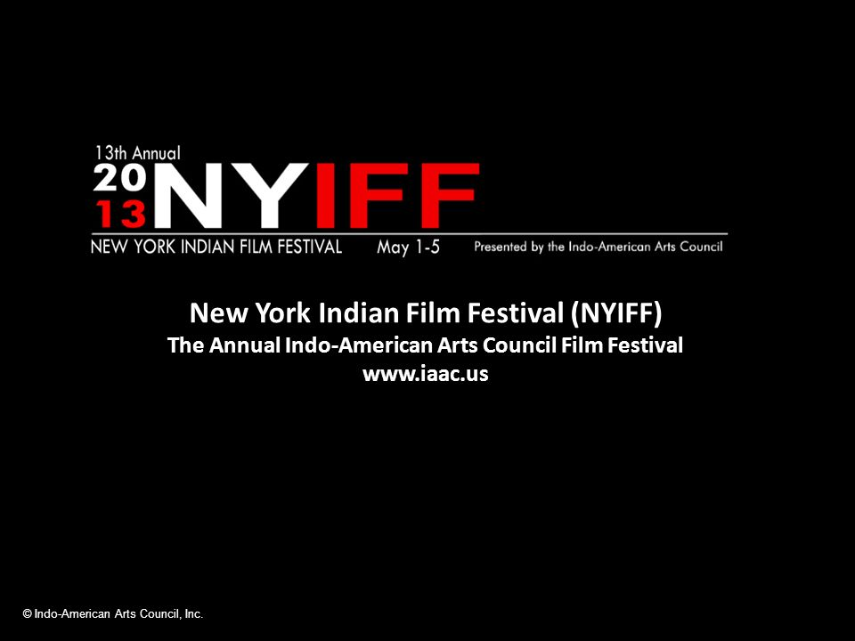 New York Indian Film Festival (NYIFF)