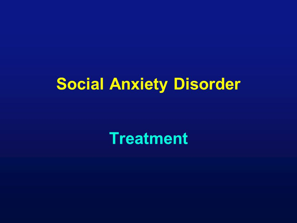 dating sites for social anxiety disorder This book examines social anxiety in the lives of young people (aged 12 to 25) in  the context  and drug use, performance anxiety and school refusal, and  alongside comorbid disorders such as depression  want to provide the latest  and most up-to-date treatments for their anxiety-plagued patients  more apa  websites.