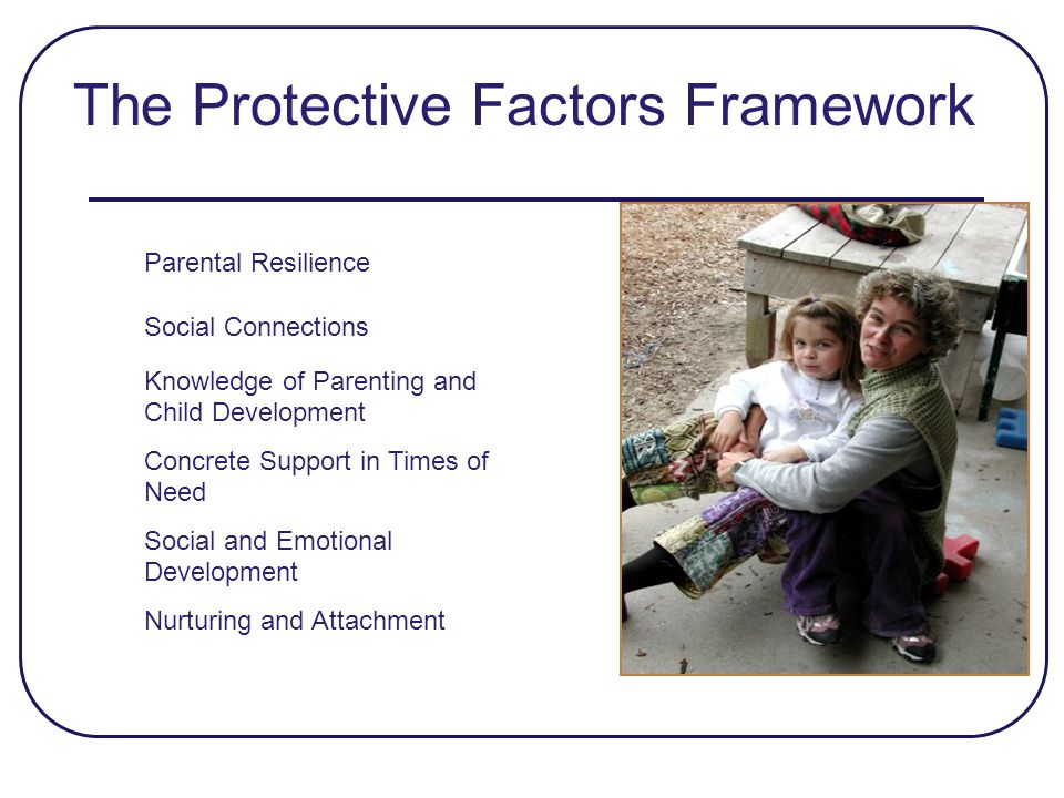 The Protective Factors Framework