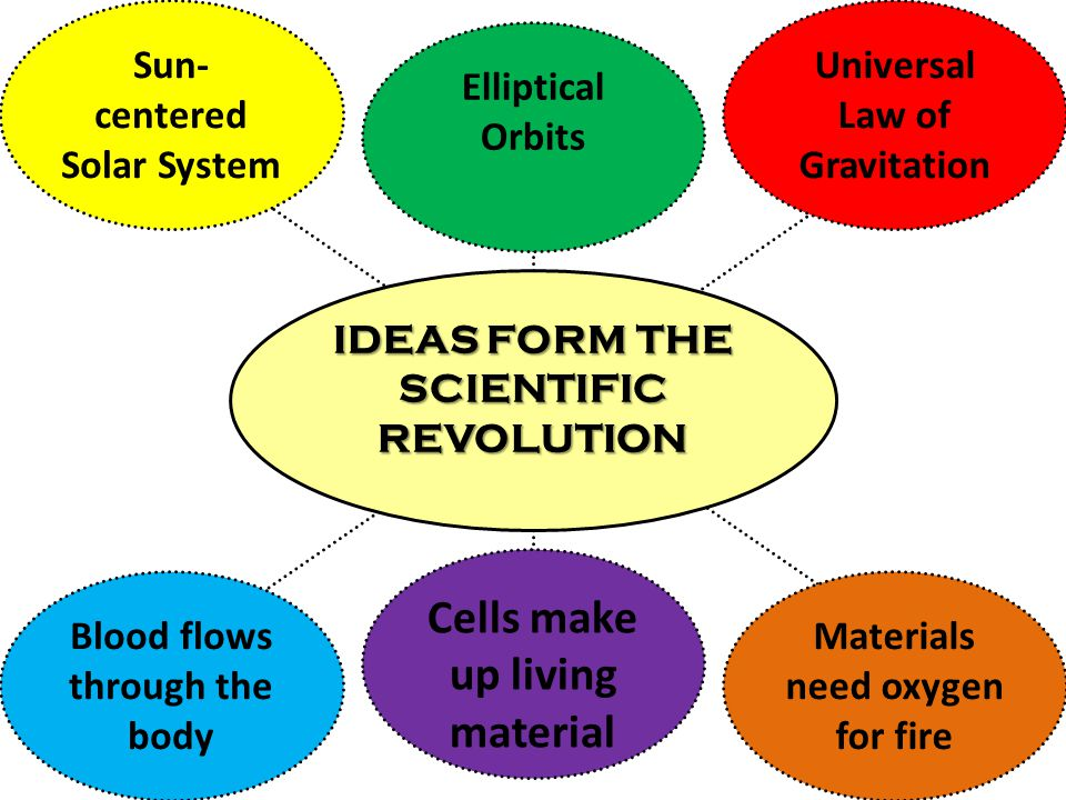 Harvey scientific revolution