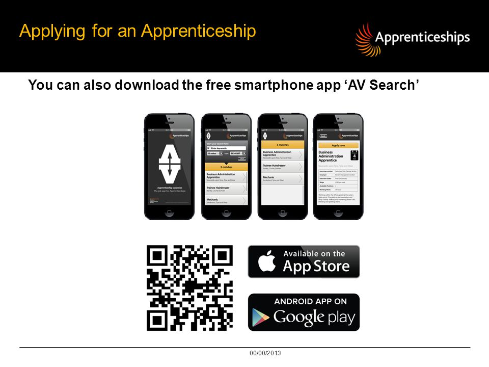 Applying for an Apprenticeship