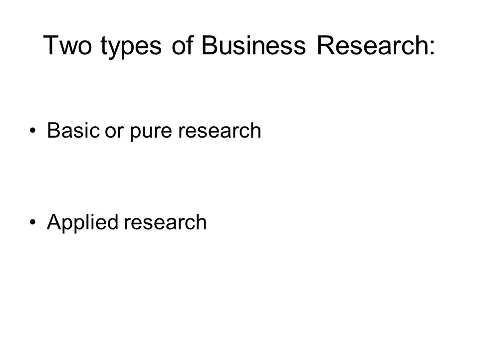 SBS Journal of Applied Business Research
