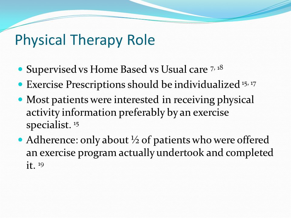 Physical Activity And Cancer It S Not Too Late Ppt