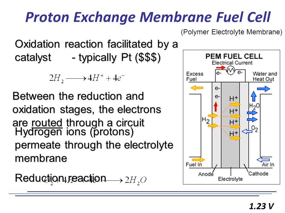 NFCRC Tutorial: Proton Exchange Membrane Fuel Cell (PEMFC)
