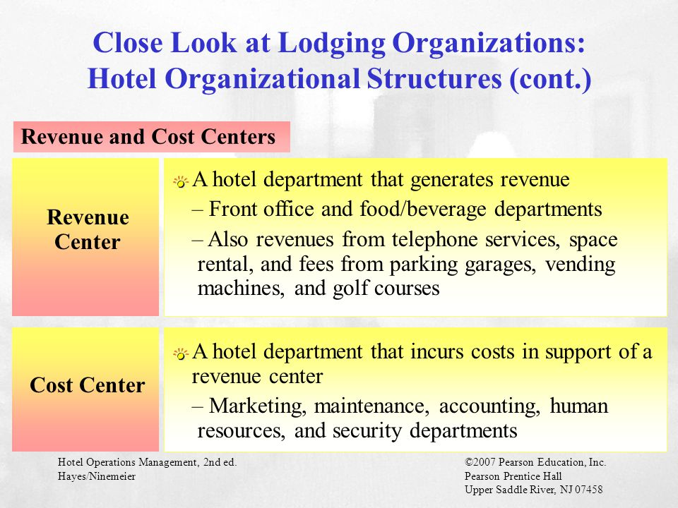 the structure of the hotel industry Hierarchy structure hotel management is a part of this huge and wide industry hotel there are many job levels in the hotel management hierarchy and.