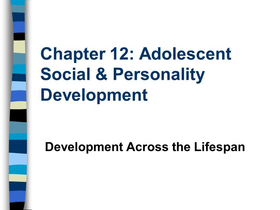 development during early adolescence paper