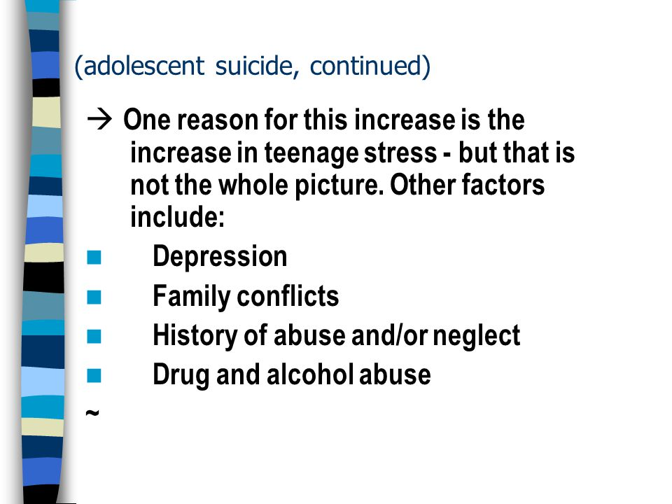 factors for adolescent depression Psychosocial risk factors that lead to adolescent depression table 2 summary  of measuring instruments table 3 time schedule table 41.