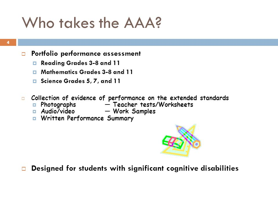 Alabama Alternate Assessment AAA ppt video online download – Nysaa Worksheets