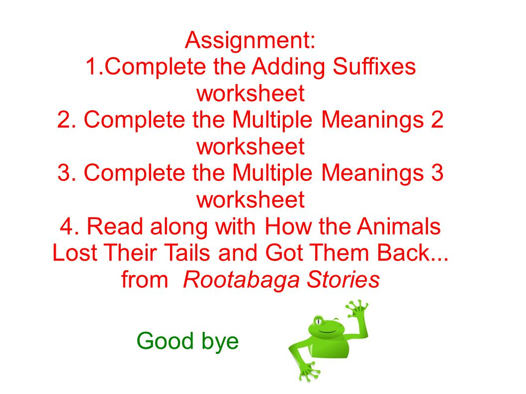 Lesson 27 level 3 language arts adding suffixes to magic e roots complete the adding suffixes worksheet robcynllc Image collections