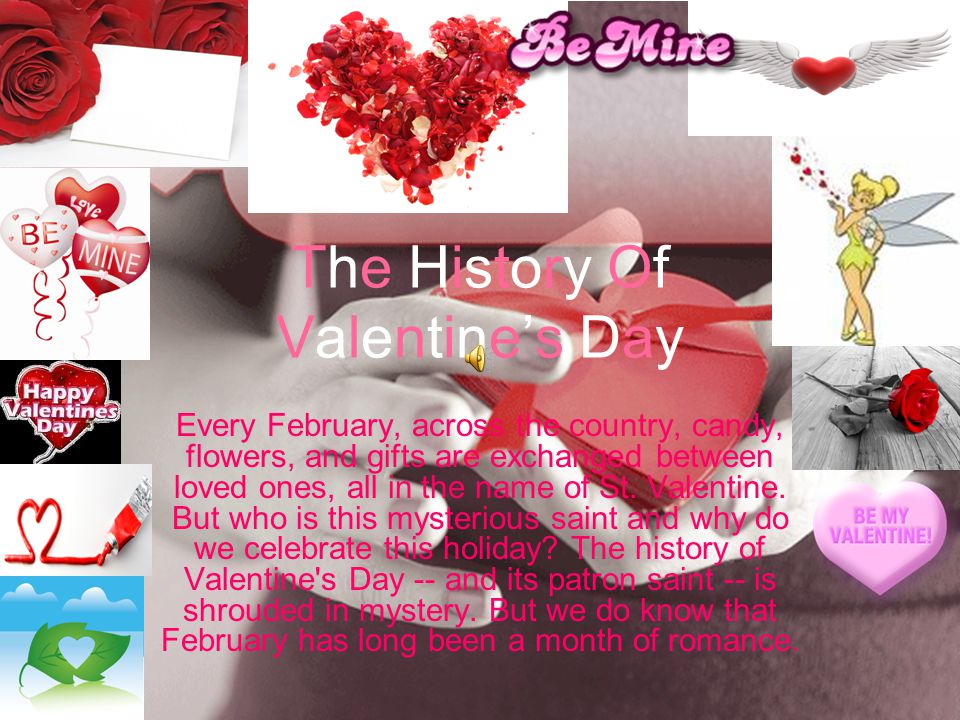 the history of valentines day - Why We Celebrate Valentine Day