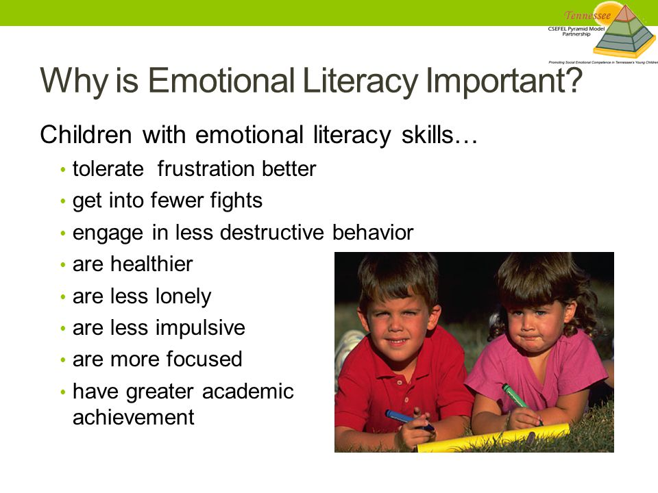 why literacy is important to me It is important to note that family literacy and emergent literacy theories go hand in hand with one another from a social perspective and play a pivotal role in early childhood and adolescence success or failure &q.