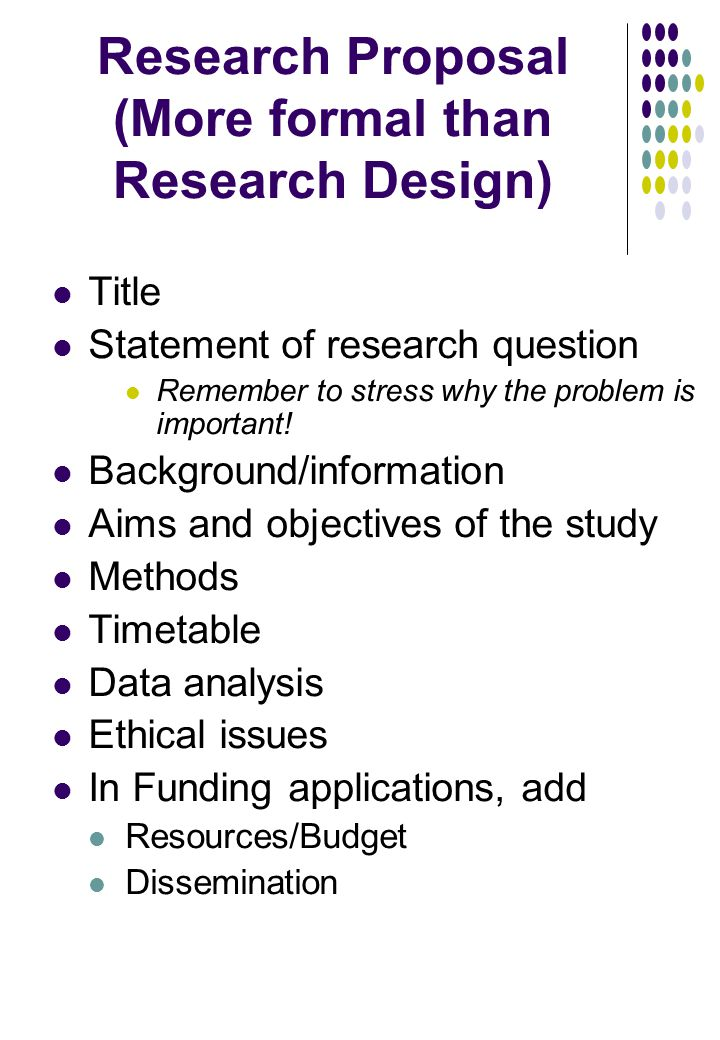 Legal and ethical issues in research