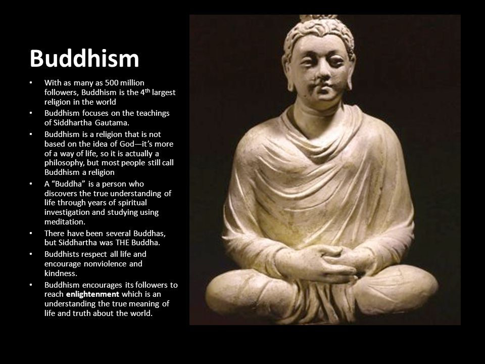 reaching enlightenment through buddhism philosophy essay The buddha's practical instructions to reach the end of suffering  of the  buddha's teaching, and indulge in only dry philosophical and metaphysical  divagations.