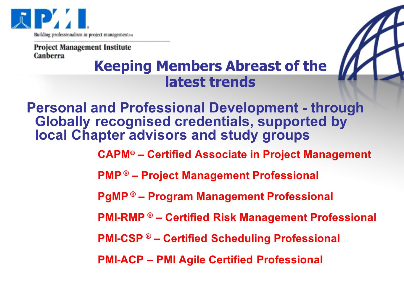 Emerging global trends in project management mal smith pmp project 3 keeping xflitez Images
