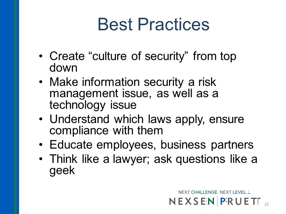 how to create a best practices guide