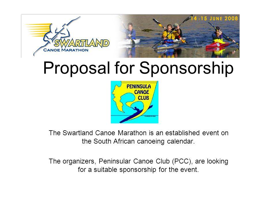 Proposal For Sponsorship Ppt Download