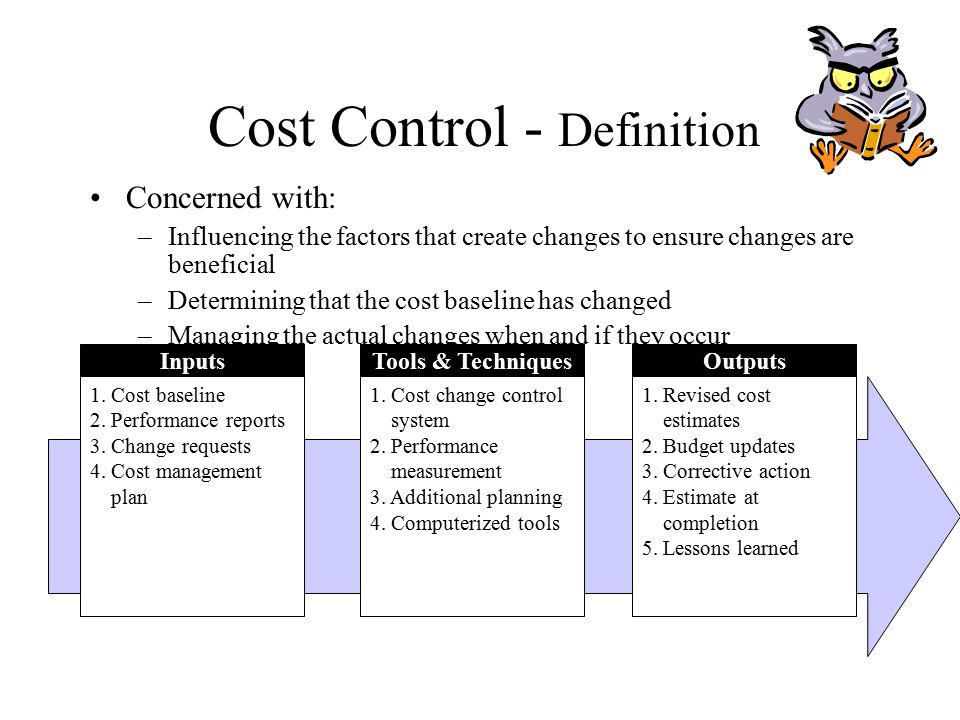 research on cost control and management Management accounting research aims to serve as a the use of management control systems debt pressure and interactive use of control systems: effects on cost.