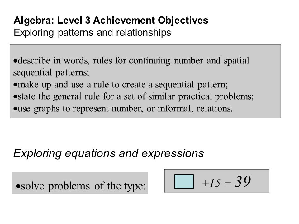 Lovely Ks2 Algebra Questions Pictures Inspiration - Math Worksheets ...