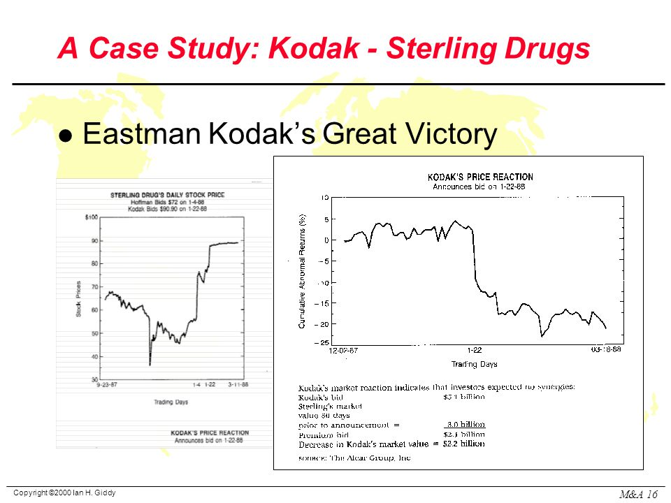 kodak case study solution