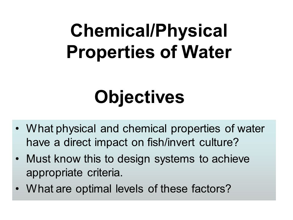 Physical and Chemical Properties - PowerPoint PPT Presentation
