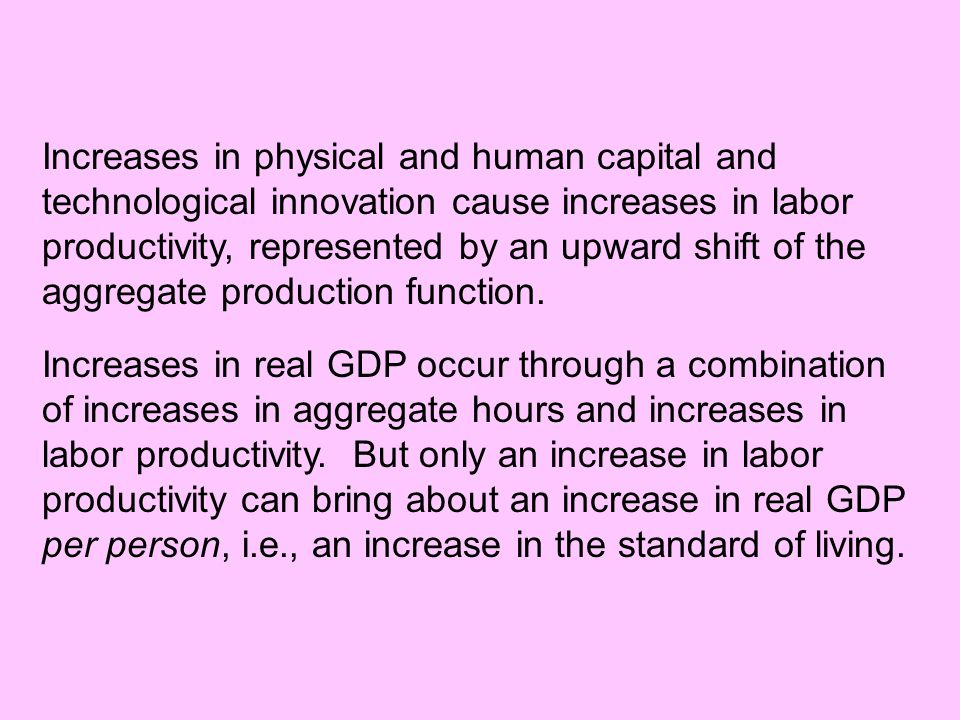 Human capital and productivity: literature review