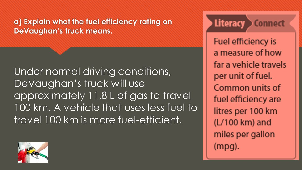 Nice What Is Fuel Efficiency Photos - Classic Cars Ideas - boiq.info