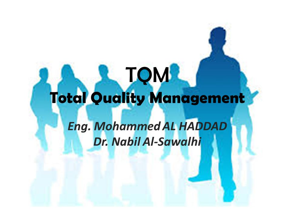 quality and total quality management pdf