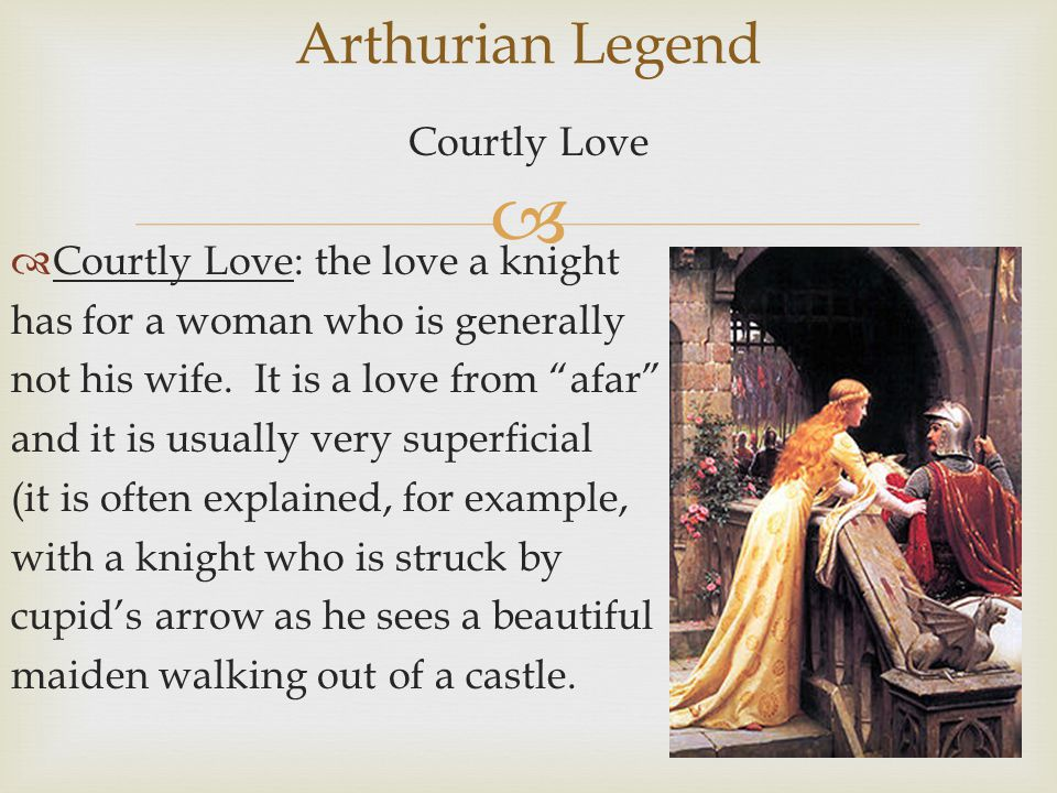 women courtly love and the creation myth in sir gawain and the green knight Women, courtly love and the creation myth in sir gawain and the green knight sir gawain and the green knight, a great epic written in fourteenth century europe by the pearl poet, emphasizes.