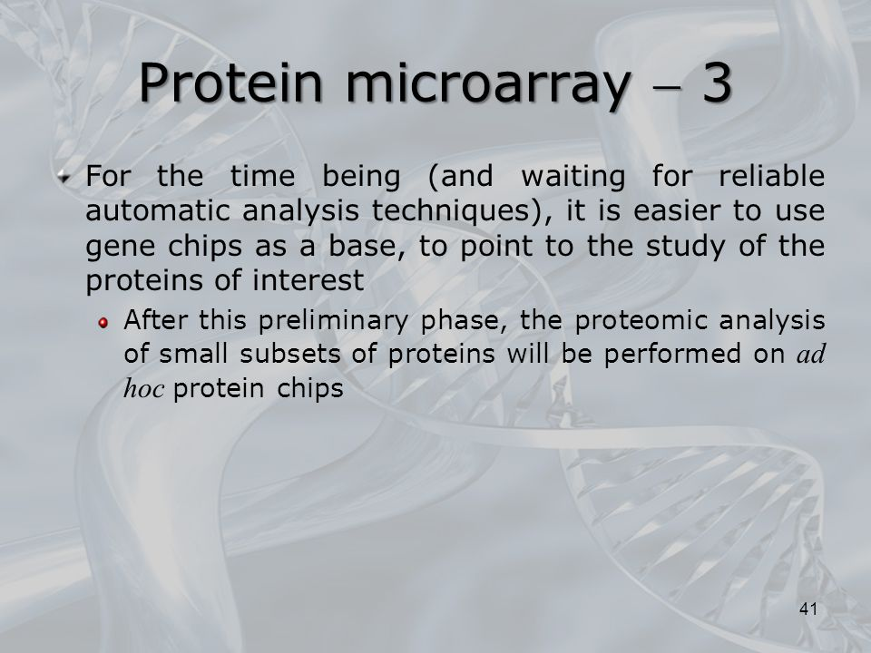 Protein microarray  3