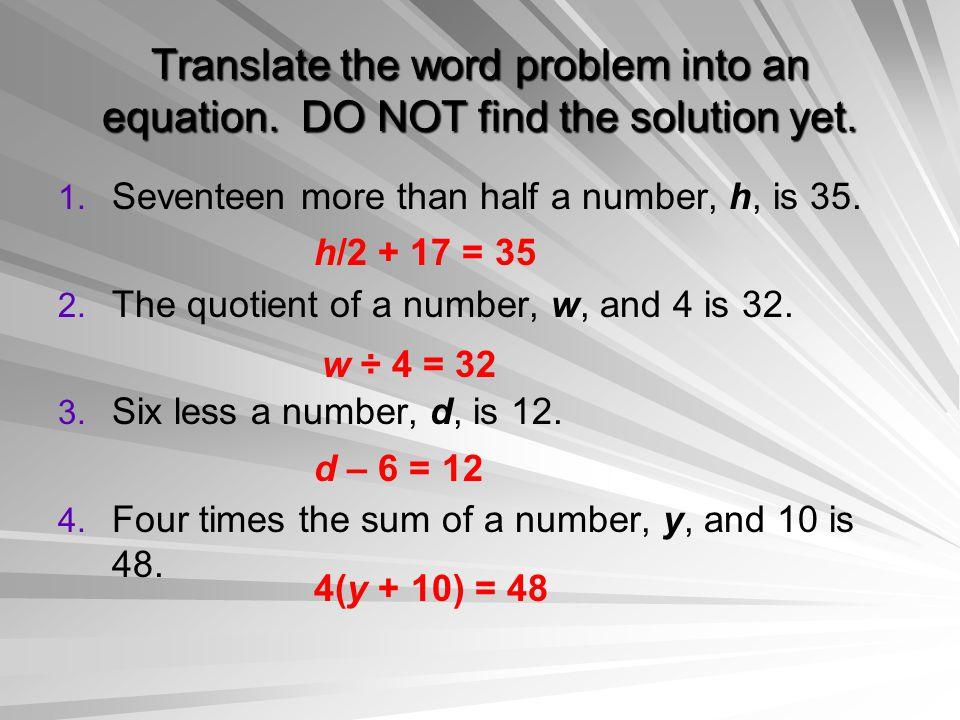 Understanding algebra worksheets