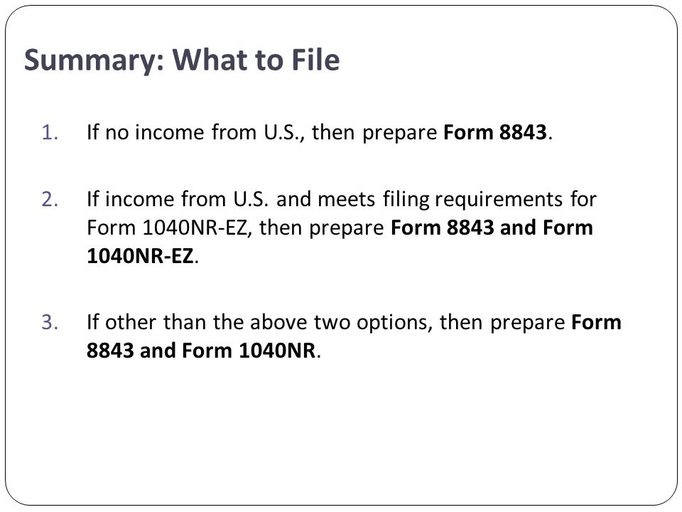 2015 U.S. Nonresident Alien Federal Tax Workshop - ppt download