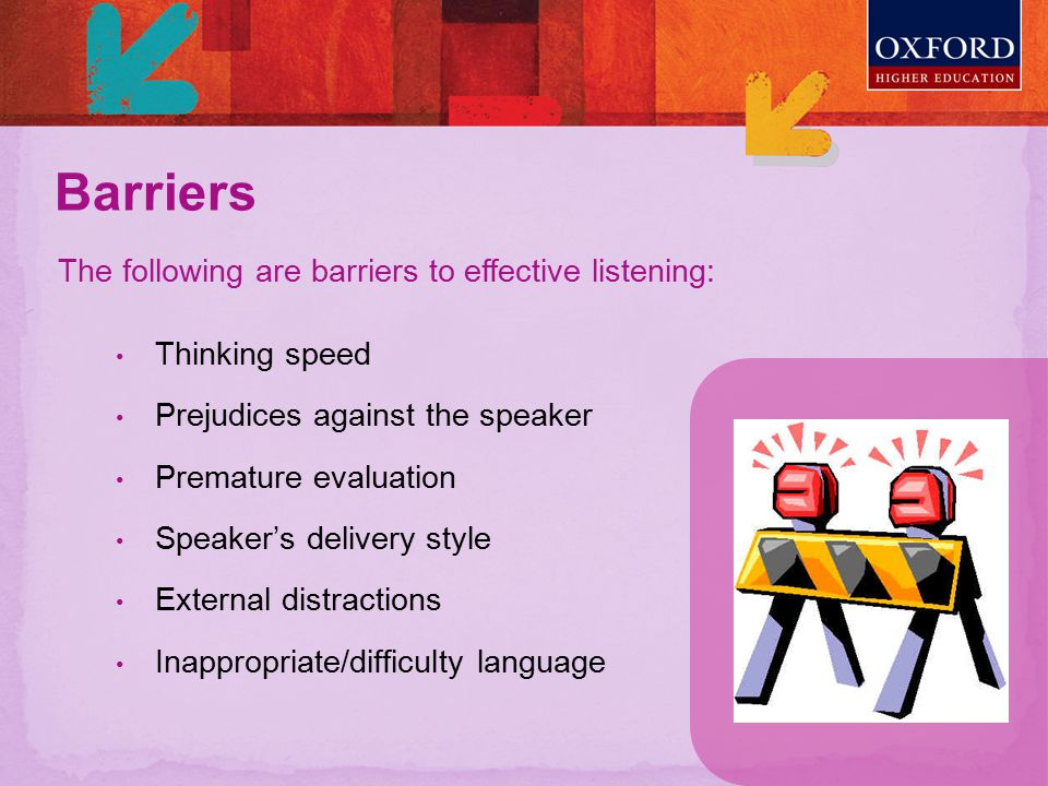 barriers to effective critical thinking
