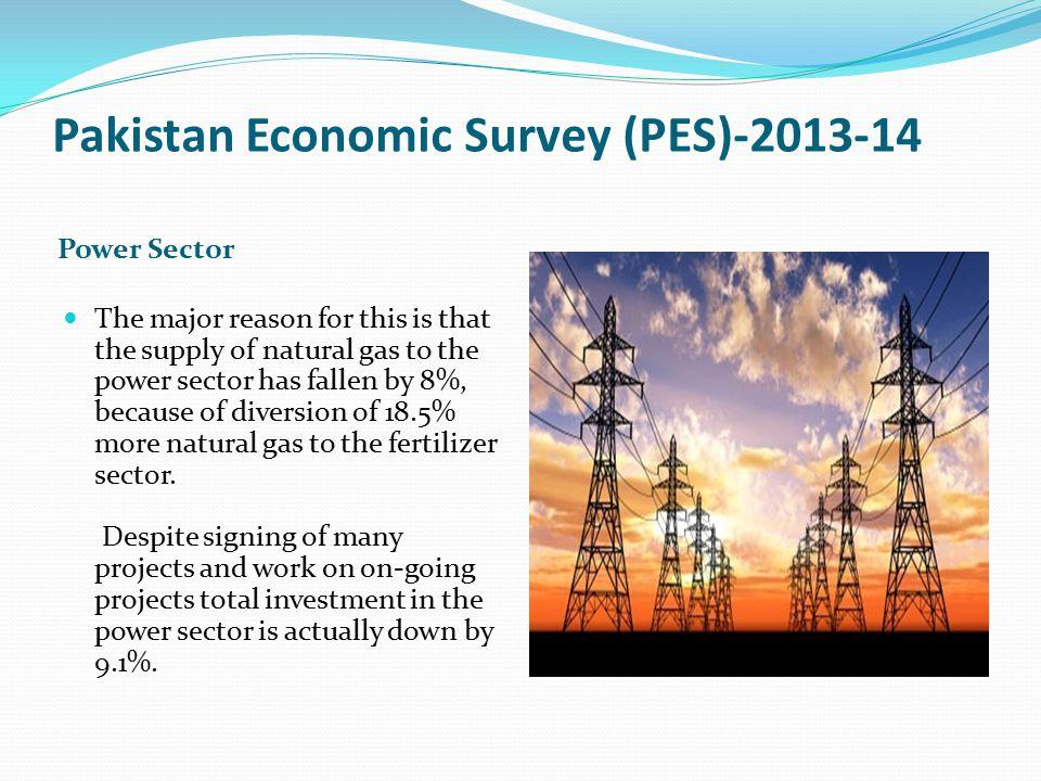 Pakistan Economic Survey (PES)-2013-14
