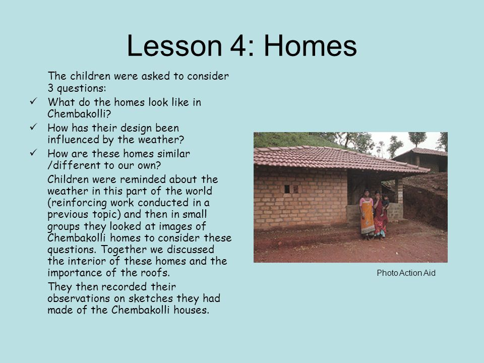 Chembakolli a village in india ppt video online download for Questions for home builders