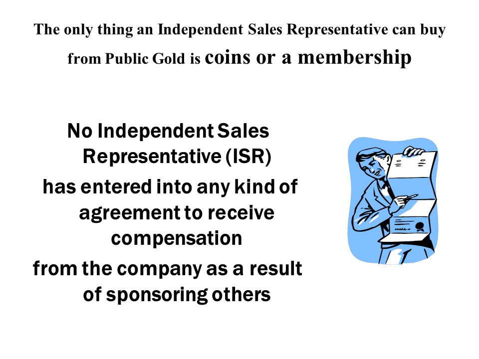 independent sales rep business plan