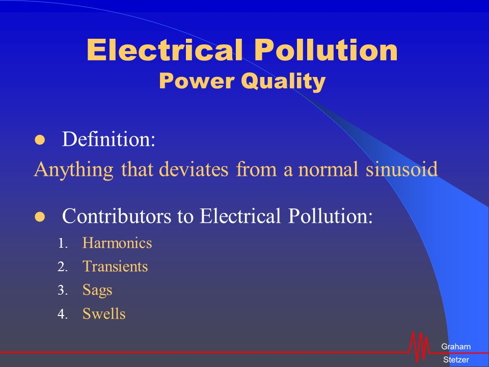 Electrical Pollution Rf Frequencies Amp Your Health Ppt