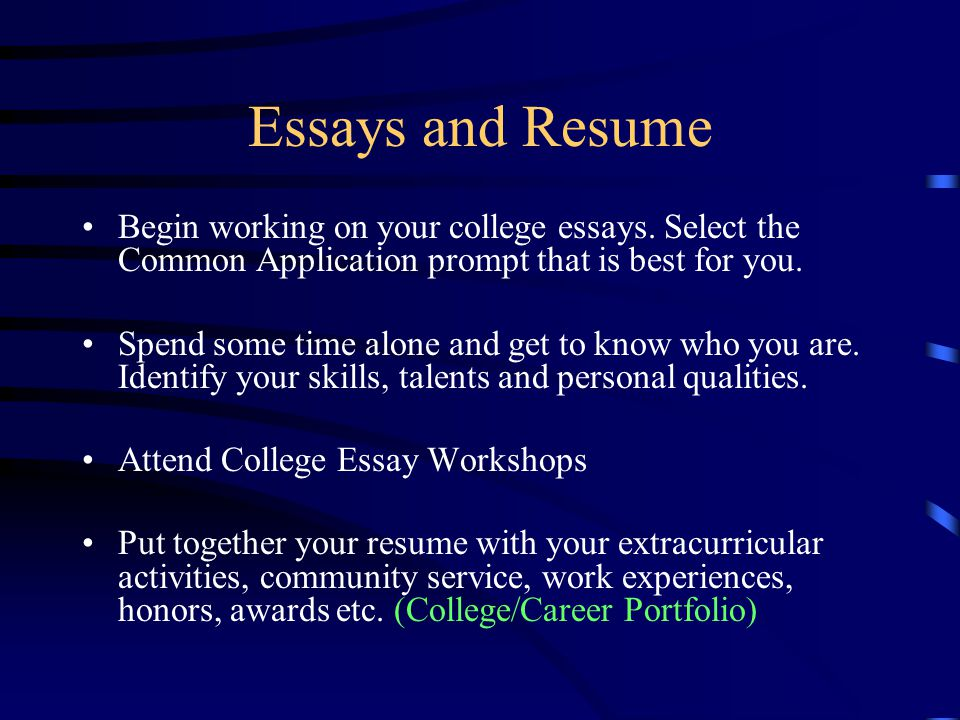 essay writing for social media