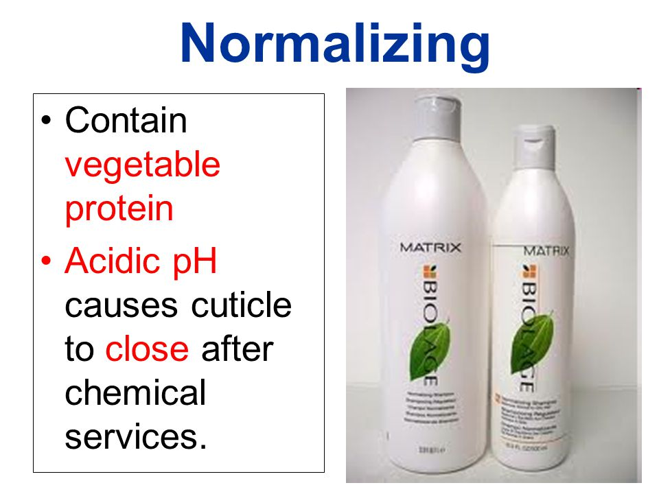 Normalizing Contain vegetable protein