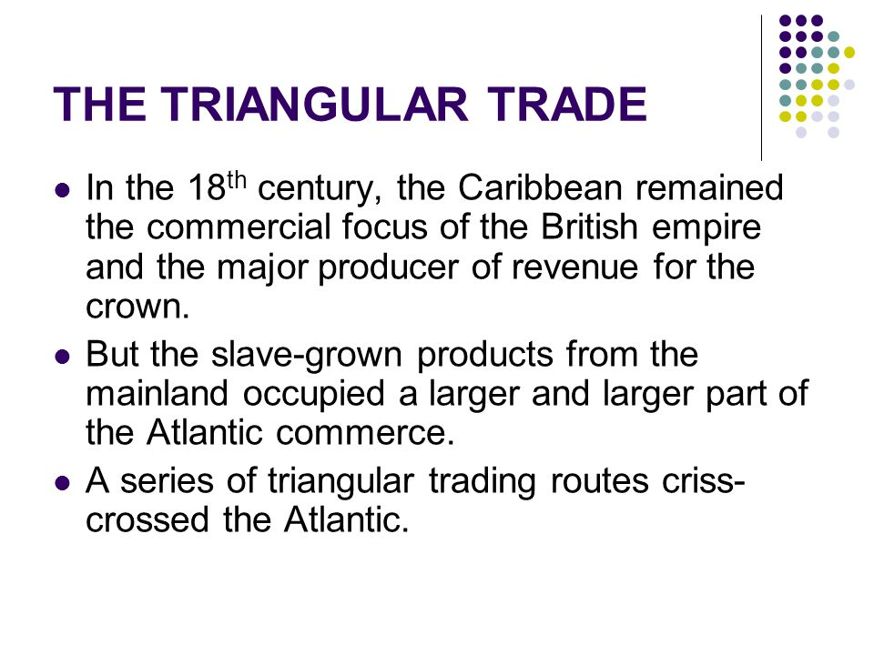 the african slaves that produced immense capital for atlantic economies Although initially not profitable, the value of the african slaves themselves as well  as  eventually resulted in an enormous and profitable system of trans-atlantic  trade  economy in these colonies that historians now call them as slave  societies  class and race when bacon went east to jamestown, the colonial  capital.