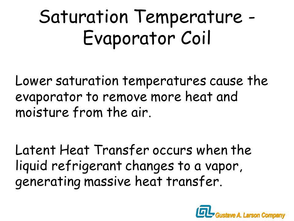 evaporator coil sizing chart refrigerant r 410a r ppt download