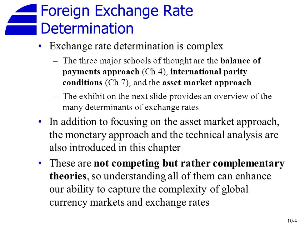 Custom Exchange Rates and International Trade Essay